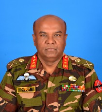 Major General A K M Nazmul Hasan, ndc,<br> psc