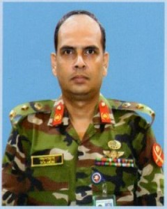 Col Mohammad Solmon Ibne A Rouf,psc