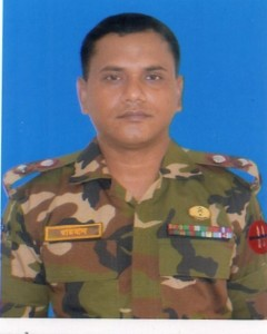 Lt Col Raihanur Rashid Siddiquee, psc