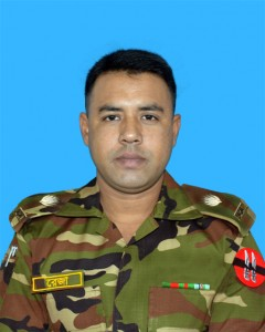 Major Md. Rezaul Karim, AEC