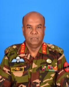 Major General A K M Nazmul Hasan, ndc, psc